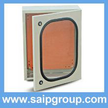 plexiglass door ip67 waterproof stainless steel box