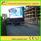 Outdoor P12 Mobile Truck/Trailer LED Display for Advertising