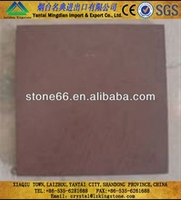 Purple Chinese sandstone sandstone art carving