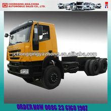 Hongyan New Kingkan 6X4 self loading dump truck CQ3254HMG364E