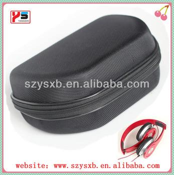 waterproof eva hard headphone case,dustproof earphone case to protect your earphone