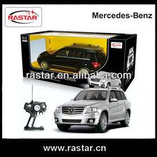 Rastar authorized 1:14 Mercedes-Benz GLK-Class plastic toy car