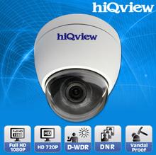 HIQ-5373 Full HD IP66 ONVIF mini Dome Outdoor IP Security Camera