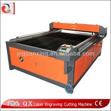 QX-1325 Fabric Laser Cutting Engraving Machine