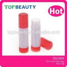 TB2808-Empty Lip Balm Tube / Lip Balm Container / Lip Balm Case