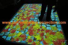 Excellent quality interactive floor projector