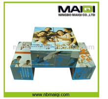 Cheap Wholesale Promotional 7x7x7 Foldable Magical Cube