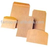 wholesale best quality kraft paper wallet envelope pocket envelopes
