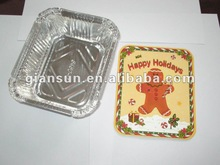 aluminium foil containers for food packing