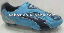 2015 new spike broken plastic nail soccer shoes men football shoes reason price and top quality