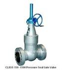 "OEM,Class150-Class 2500,Size1/2""-52"" API600 Pressure seal bonnet gate valve manufacturers"