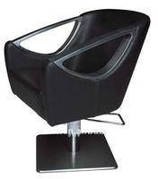 Black hair salon barber chair of salon furniture