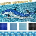 """Telhas de plástico piscina y4811 tamanho para 48x48mm ( 2x2"""" ) 23x23mm ( 1x1"""" )"""