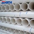 Plastique pvc - u tuyaux de drainage