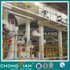 CTPM-CB-1880/150-80TPD Automatic Cylinder Mould Coated Duplex Board Paper Making Machine