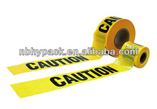 supply high quality custom caution tape