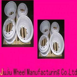 high quality paint white wheels