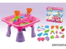2014 Sand Beach Toys Table For Children