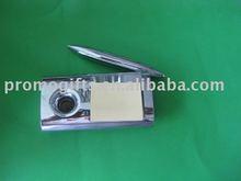 MP004 Metal Suspend Memo Pen