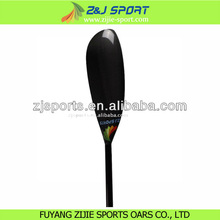 100% Carbon fiber kayak paddle with split carbon shaft