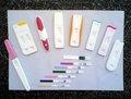 De diagnóstico médico kits de prueba de hbsag( sangre entera) prueba de diagnóstico rápido