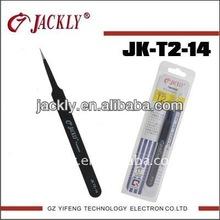 JK-T2-14,Micro point tweezers,CE Certification.
