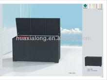 Hot sale!High Quality Rattan Cushion Box/High quality Storage Garden Box - FWE-628