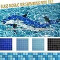 """De plástico de azulejos de la piscina de natación y4811 tamaño para 48x48mm( 2x2"""") 23x23mm( 1x1"""")"""