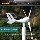 Wind power system Mini 3 blades Small Wind Turbine