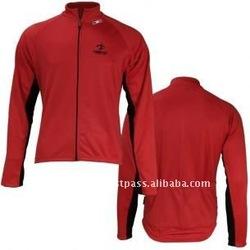 2013 Full Zip Winter Cycling Jersey wear