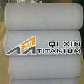 titanyum sinterlenmiş gözenekli metal filtreler malzeme