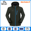 2014 custom 100% polyester waterproof mens soft shell jackets