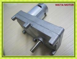 High torque low rpm dc motor 24v 12v dc gear motor