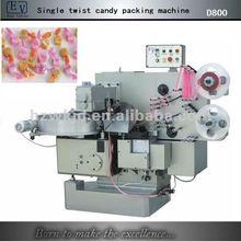 automatic single twist candy wrapping machine