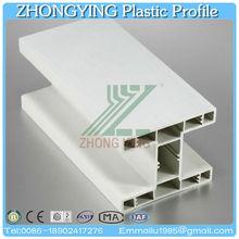 soundproof design pvc vinyl siding panel profile