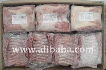 Halal Frozen Lamb French Rib