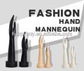 2014 nuovo design della moda mano manichini