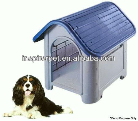 الحيوانات الأليفة بيت بلاستيكي ص البلاستيك بيت الكلب كلب بارد