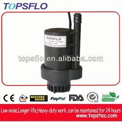 TOPSFLO Micro DC Submersible Pump,centrifugal submersible pump,dc submersible water pump