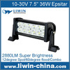best price 36w lightstorm hid xenon work light lightstorm hid xenon work light hid tractor work light for SUV 4WD Car automobile