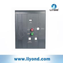 Circuit breaker high voltage plastic indicate panel