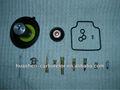 Más calientes de venta mortorcycle de reparación del carburador kits para gy6-50