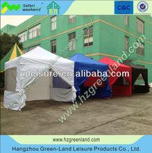 Hexagonal aluminum folding gazebo tent ,folding marquee tent, heavy duty folding tent