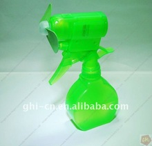 2014 newest Factory Direct Hot Selling product-- handhold water spray fan