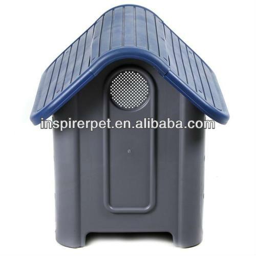 ペットプラスチックpp家クールのためのドッグプラスチック犬小屋