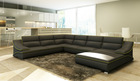 Evergo New Product Modern leather living room sofa set furniture