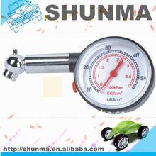 Reloj de medición de mecanismo, Economía de tipo de línea, Cuerpo de plástico con chorme - plástico vástago, Smt5101a