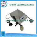 Inglês completo painel digital de controle da bomba de máquina de enchimento líquido, tabela tipo de enchimento líquido 3-3000ml