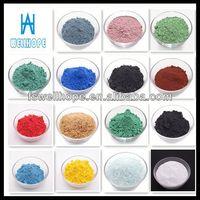 vitreous enamel pigment powder