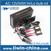 2015 liwin high quality hid xenon 55w kit manufacturer for wagon auto cars parts headlights